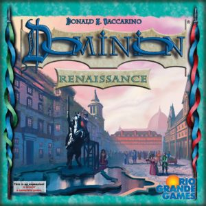 Buy Dominion: Renaissance only at Bored Game Company.