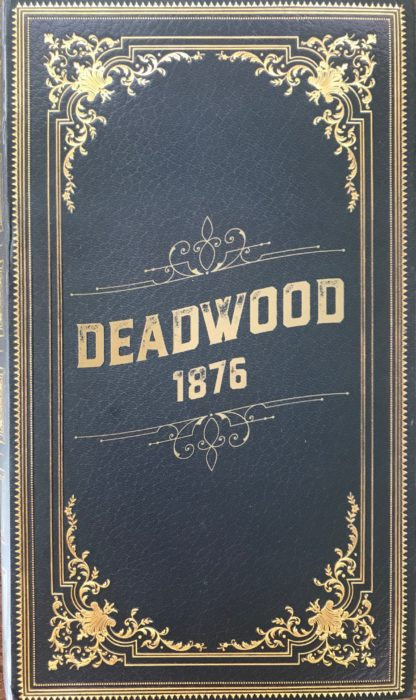 Buy Deadwood 1876 only at Bored Game Company.