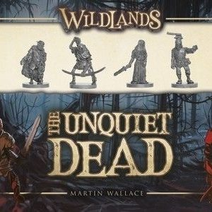 Buy Wildlands: The Unquiet Dead only at Bored Game Company.