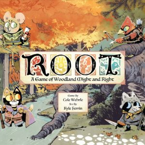 Buy Root only at Bored Game Company.