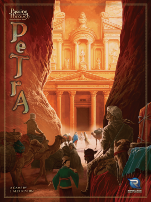 Buy Passing Through Petra only at Bored Game Company.