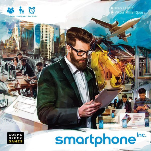 Buy Smartphone Inc. only at Bored Game Company.