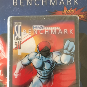 Buy Sentinels of the Multiverse: Benchmark Hero Character only at Bored Game Company.