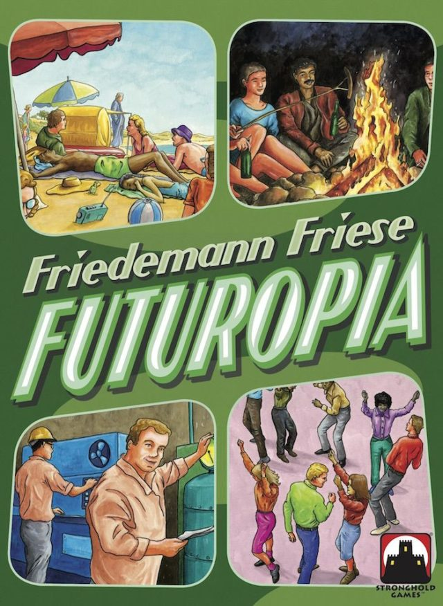Buy Futuropia only at Bored Game Company.