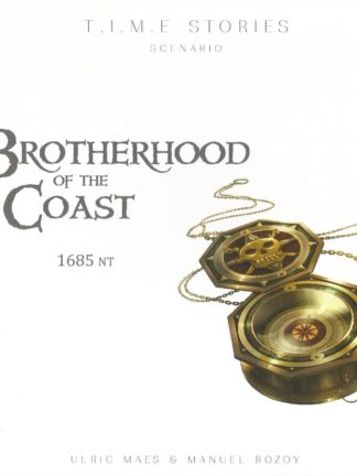 Buy T.I.M.E Stories: Brotherhood of the Coast only at Bored Game Company.