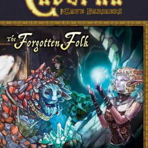 Buy Caverna: The Forgotten Folk only at Bored Game Company.