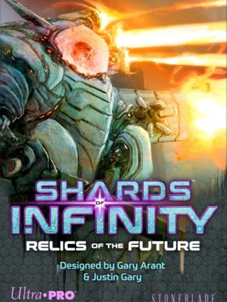 Buy Shards of Infinity: Relics of the Future only at Bored Game Company.