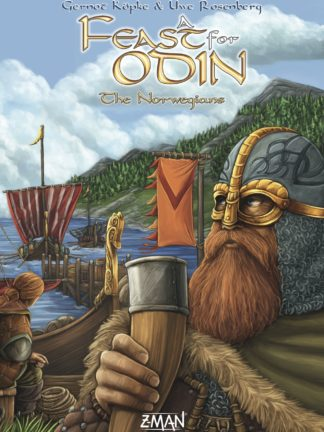 Buy A Feast for Odin: The Norwegians only at Bored Game Company.