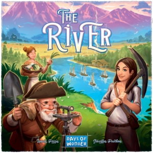 Buy The River only at Bored Game Company.