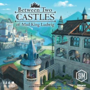 Buy Between Two Castles of Mad King Ludwig only at Bored Game Company.