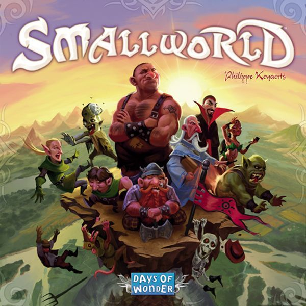 Buy Small World only at Bored Game Company.