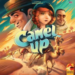 Buy Camel Up (Second Edition) only at Bored Game Company.