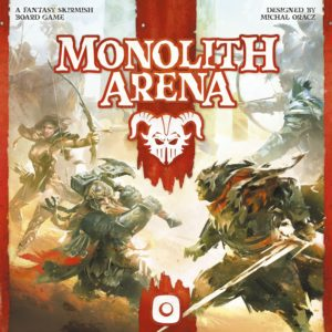 Buy Monolith Arena only at Bored Game Company.