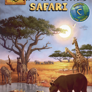 Buy Carcassonne: Safari only at Bored Game Company.