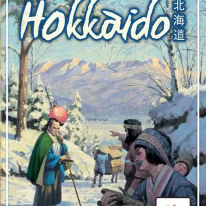 Buy Hokkaido only at Bored Game Company.