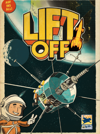 Buy Lift Off only at Bored Game Company.