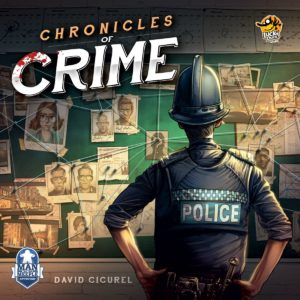 Buy Chronicles of Crime only at Bored Game Company.