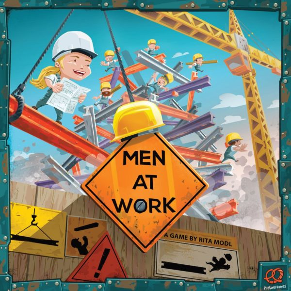 Buy Men at Work only at Bored Game Company.