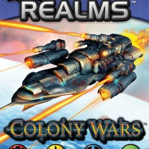 Buy Star Realms: Colony Wars only at Bored Game Company.