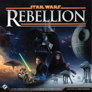 Buy Star Wars: Rebellion only at Bored Game Company.