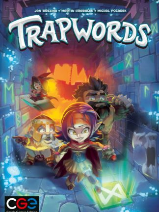 Buy Trapwords only at Bored Game Company.
