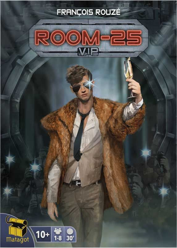 Buy Room 25: VIP only at Bored Game Company.