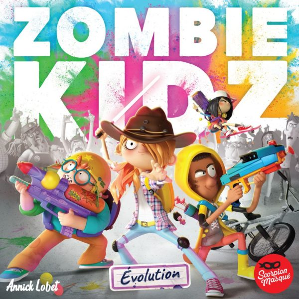 Buy Zombie Kidz Evolution only at Bored Game Company.