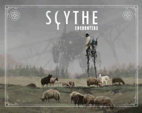 Buy Scythe: Encounters only at Bored Game Company.