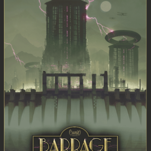Buy Barrage only at Bored Game Company.