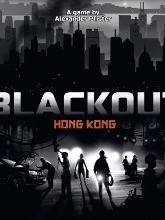 Buy Blackout: Hong Kong only at Bored Game Company.