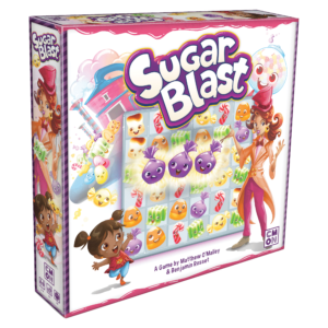 Buy Sugar Blast only at Bored Game Company.