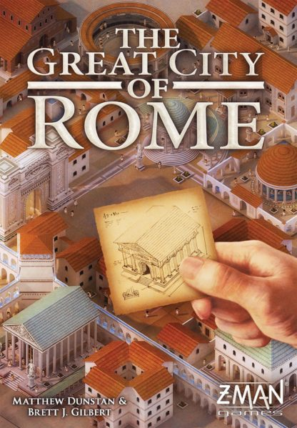 Buy The Great City of Rome only at Bored Game Company.