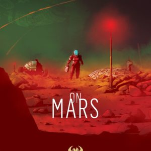 Buy On Mars only at Bored Game Company.