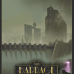 Buy Barrage: The Leeghwater Project only at Bored Game Company.