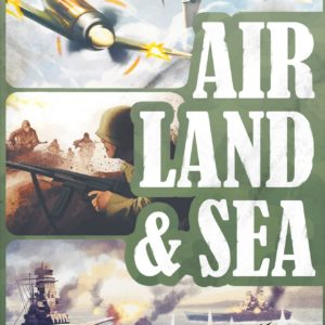 Buy Air, Land & Sea only at Bored Game Company.