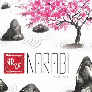 Buy Narabi only at Bored Game Company.