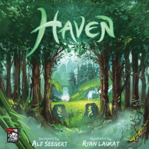 Buy Haven only at Bored Game Company.