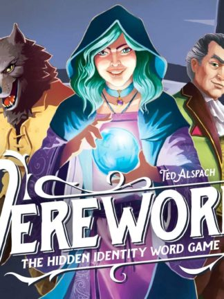 Buy Werewords only at Bored Game Company.