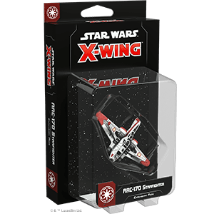 Buy Star Wars: X-Wing (Second Edition) – ARC-170 Starfighter Expansion Pack only at Bored Game Company.