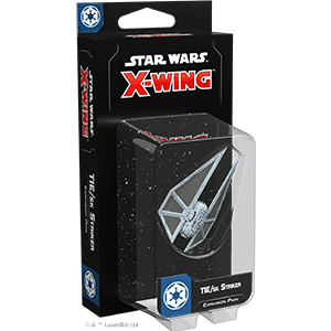 Buy Star Wars: X-Wing (Second Edition) – TIE/sk Striker Expansion Pack only at Bored Game Company.