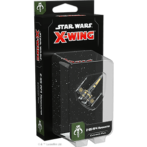 Buy Star Wars: X-Wing (Second Edition) – Z-95-AF4 Headhunter Expansion Pack only at Bored Game Company.