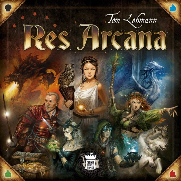 Buy Res Arcana only at Bored Game Company.