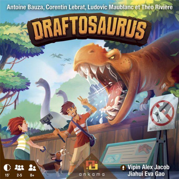 Buy Draftosaurus only at Bored Game Company.