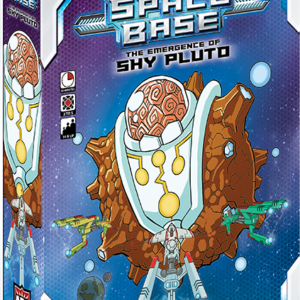 Buy Space Base: The Emergence of Shy Pluto only at Bored Game Company.