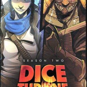 Buy Dice Throne: Season Two – Gunslinger v. Samurai only at Bored Game Company.