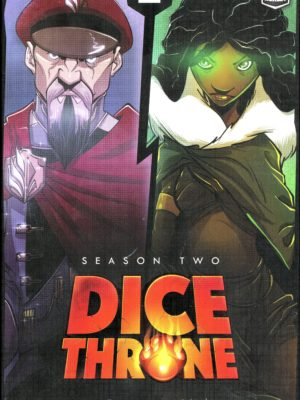 Buy Dice Throne: Season Two – Tactician v. Huntress only at Bored Game Company.