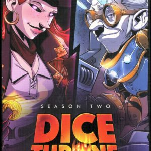Buy Dice Throne: Season Two – Cursed Pirate v. Artificer only at Bored Game Company.