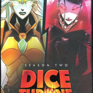 Buy Dice Throne: Season Two – Seraph v. Vampire Lord only at Bored Game Company.