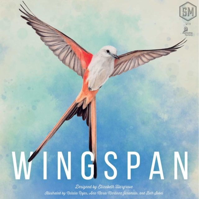 Buy Wingspan only at Bored Game Company.
