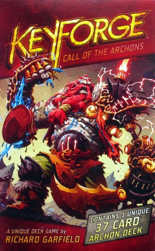 Buy KeyForge: Call of the Archons – Archon Deck only at Bored Game Company.